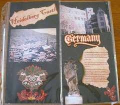 Heidelberg Castle Front Page