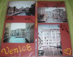 Venice 1970s Cover Layout