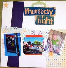 Thursday Night-right