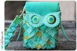Edna the Owl Bag