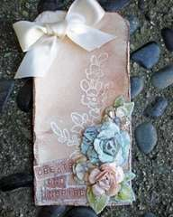Fairy Dust Glitter Tag