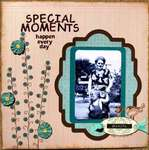 Special Moments happen every day