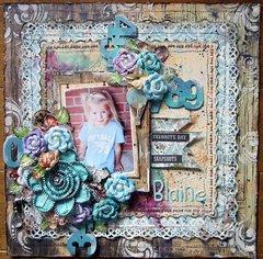 Blaine ~C'est Magnifique Kits~
