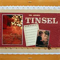 Tinsel {Core-dinations