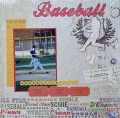 Baseball ~