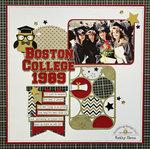 ***Doodlebug Design*** Boston College 1989