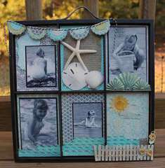 Beach Photo Tray