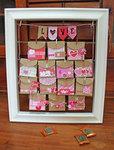 ***Doodlebug Designs***  Valentine Countdown Calendar