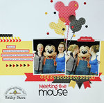 ***Doodlebug Design*** Meeting the Mouse