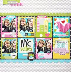 NYC Selfies