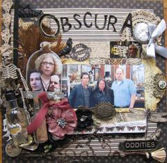 Old Curiosity Shoppe~Obscura~Oddities