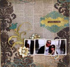 My Family - C'est Magnifique Oct Kit