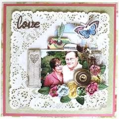 Love - C'est Magnifique June Kit