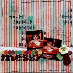 Messy - C'est Magnifique Nov Kit