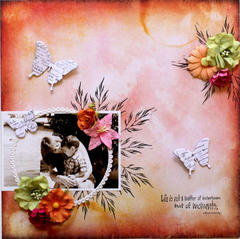 Moments - C'est Magnifique Nov Kit