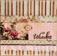 Wonder - C'est Magnifique Dec Kit