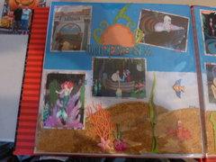 Ariel Left page