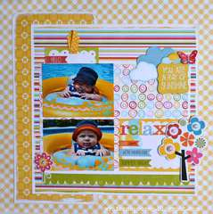 Relax (My Creative Scrapbook)