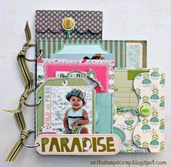 LYB Paradise Mini Album