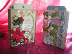 Card and envelope mini albums