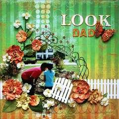 Look Dad