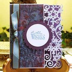 Wintery Birthday Wishes