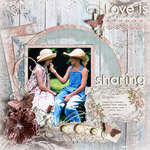 Love is Sharing *Zva Creative*