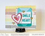 Card - Love your heart/smile