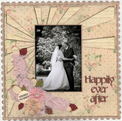 Happily Ever After...Wedding Album