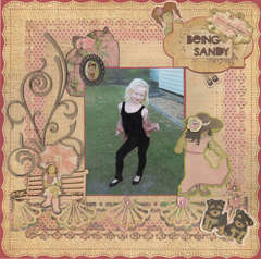 Being Sandy.....Our little Miss