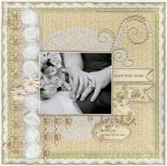 With this Ring....Wedding Album