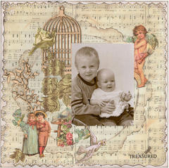 Treasured.....Grandies Album