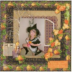 An Eerie Tale.......Larnie,s album