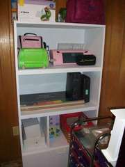 Day 2 this will hold all non-electrical items
