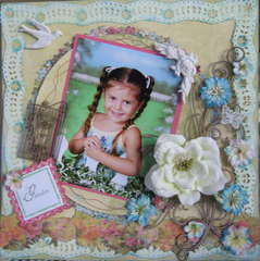GARDEN ~~~MY CREATIVE SCRAPBOOK~~