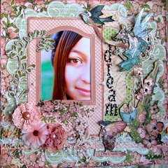 DREAM~~~MY CREATIVE SCRAPBOOK~~~