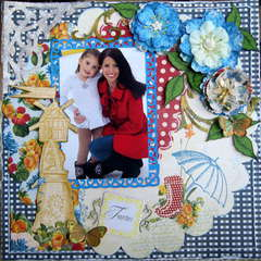 TOGETHER~~MY CREATIVE SCRAPBOOK~~