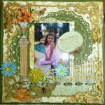 BEAUTIFUL~~MY CREATIVE SCRAPBOOK~~