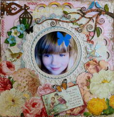 SING LITTLE BIRDS~~MY CREATIVE SCRAPBOOK~~