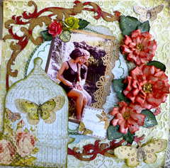 SPRINGTIME~MY CREATIVE SCRAPBOOK