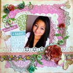 CAREFREE~~SCRAPUTANTE AUGUST KIT~~