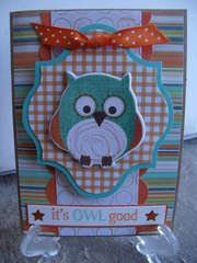 It's OWL good : )