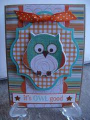 It's OWL good : )