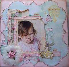 Baby Girl  by Angelica Franssen