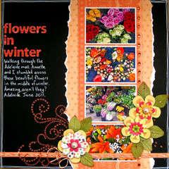 Flowers in Winter by Julianne McKenna 0 De-Lumen