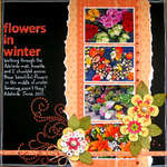 Flowers in Winter by Julianne McKenna 0 De-Lumen