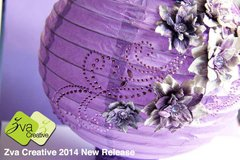 Love PURPLE!!  Zva Lavender and Grape Bling