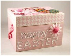 Happy Easter Box by Ana Wohlfahrt