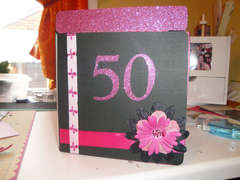 Surprise 50th Birthday album