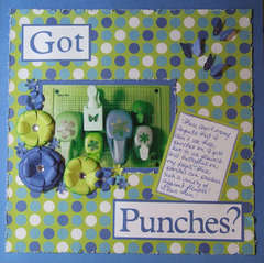 Got Punches? ~ NSD challenge ~